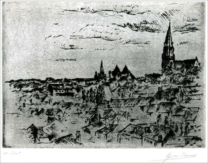 Léon van Dievoet | PANORAMA_SCHAERBEEK