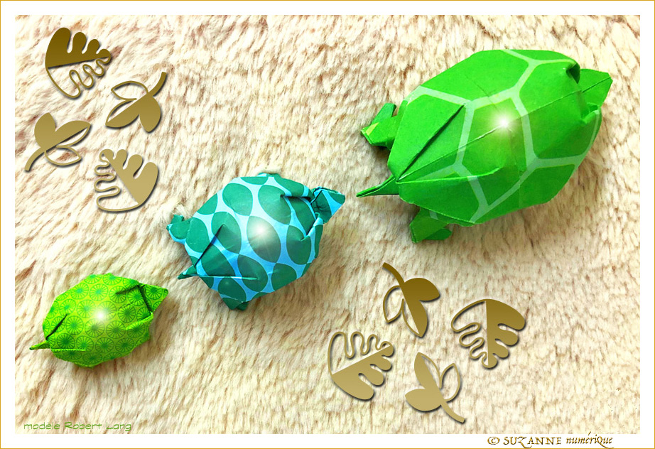 © SUZANNE   TORTUES_ORIGAMI_2464