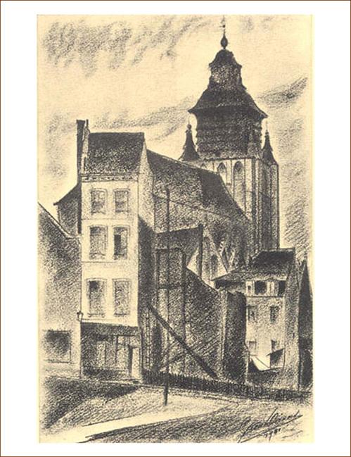 Léon van Dievoet | VIEUX_B_EGL_CHAP